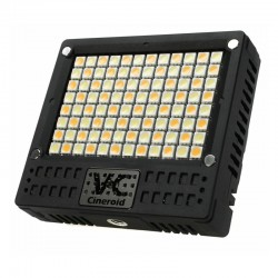 CINEROID L10C-VC Kit Torche Led 18W