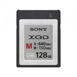 SONY Carte XQD 128 Go R440 W150 - QDM128