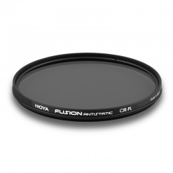 HOYA FILTRE Polarisant Fusion Antistatic 55mm