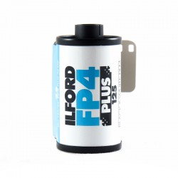 ILFORD Pellicule FP 4+ 135-36 POSES (125 ISO)