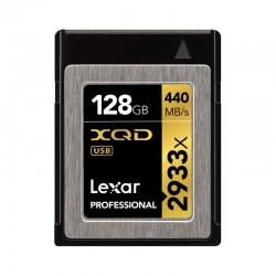 LEXAR XQD PRO 128 Go 2933X