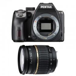 PENTAX K70 Noir + TAMRON 17-50 XR DI Garanti 3 ans
