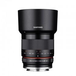 SAMYANG 35 mm f/1.2 FUJIFILM X GARANTI 2 ANS