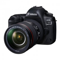 CANON EOS 5D MARK IV + 24-105 L IS II USM GARANTI 3 ans