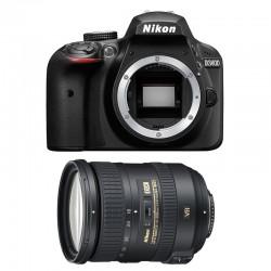 NIKON D3400 + 18-200 VR GARANTI 3 ans