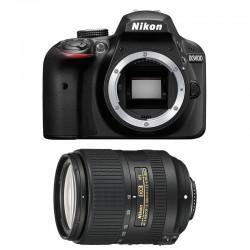 NIKON D3400 + 18-300 f/3.5-6.3 VR GARANTI 3 ans