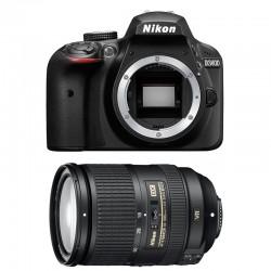 NIKON D3400 + 18-300 VR GARANTI 3 ans