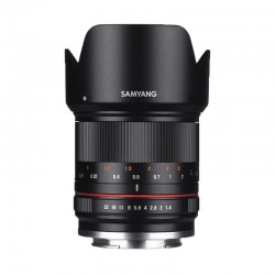 SAMYANG 21 mm f/1.4 ED AS UMC CS FUJIFILM X GARANTI 2 ans