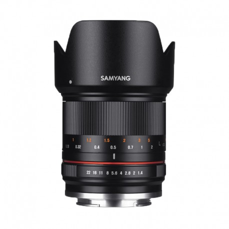 SAMYANG 21mm f/1.4 ED AS UMC CS FUJIFILM X Garanti 2 ans