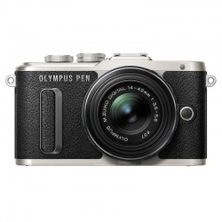 OLYMPUS PEN E-PL8 NOIR + 14-42 PowerZoom NOIR