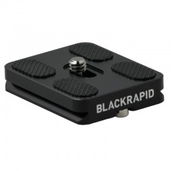 BLACKRAPID Tripod Plate 70 Plateau rapide type Arca long. 70mm - 2503002