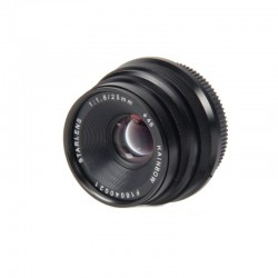 STARBLITZ StarLens 25mm F1.8 Micro 4/3 noir