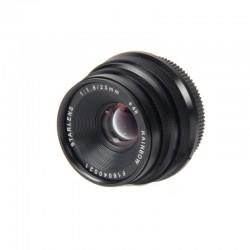 STARBLITZ StarLens 25mm F1.8 Fuji X noir