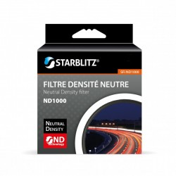 STARBLITZ Filtre ND1000 72mm