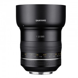 SAMYANG Objectif PREMIUM MF 85mm f/1.2 compatible avec Canon