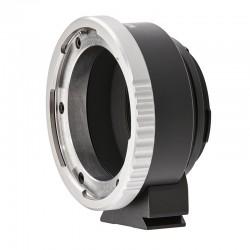 NOVOFLEX Bague adaptatrice Optique Ciné PL sur boitier Sony E - NEX/PL