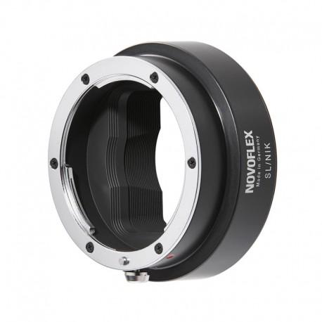 NOVOFLEX Bague adaptatrice pour optique Nikon type E sur SL - SL/NIK