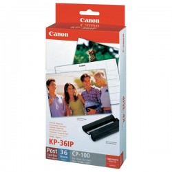 CANON Consommable KP-36 pour imprimante selphy CP