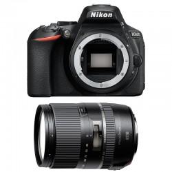 NIKON D5600 + TAMRON 16-300mm VC PZD