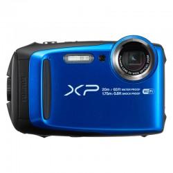 FUJIFILM compact étanche XP120 bleu Garantie 2 ans