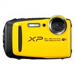 FUJIFILM compact étanche XP120 jaune Garantie 2 ans