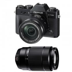 FUJIFILM X-T20 Noir + 16-50 + 50-230 Garanti 2 ans