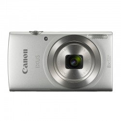 CANON Compact Ixus 185 Silver Garanti 2 ans