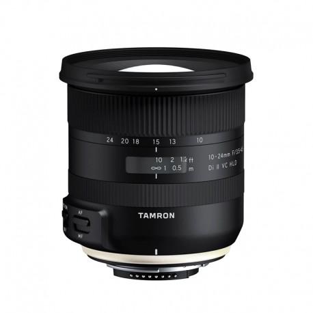 TAMRON Objectif AF 10-24 mm f/3.5-4.5 DI II VC HLD Canon GARANTI 2 ans