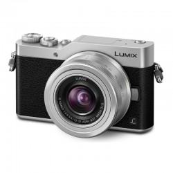 PANASONIC LUMIX GX800 Silver + 12-32 GARANTI 3 ans