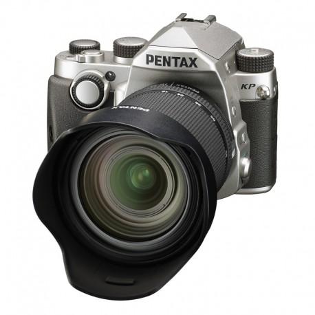 PENTAX KP SILVER + 16-85 f/3.5-5.6 ED DC WR Garanti 3 ans