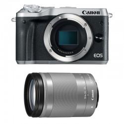 CANON EOS M6 + 18-150 SILVER