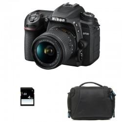 NIKON D7500 + 18-55 VR Garanti 3 ans + Sac + SD 4Go