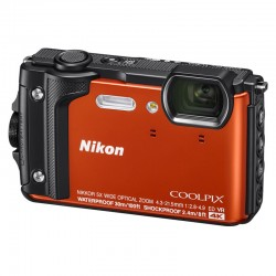 NIKON Compact Coolpix W300 Orange Garanti 2 ans