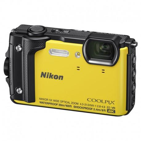 NIKON Compact Coolpix W300 Jaune Garanti 2 ans