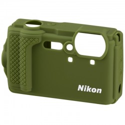 NIKON protection silicone vert pour Coolpix W300