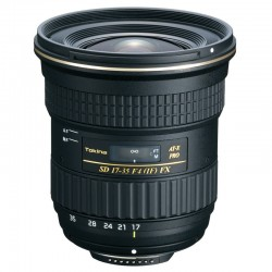TOKINA Objectif AT-X 17-35mm F4 PRO FX Canon