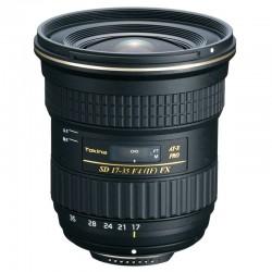 TOKINA Objectif AT-X 17-35mm F4 PRO FX Nikon