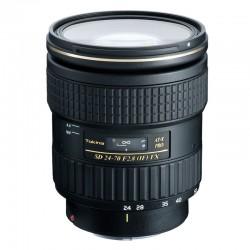 TOKINA Objectif AT-X 24-70mm F2.8 FX compatible avec Nikon