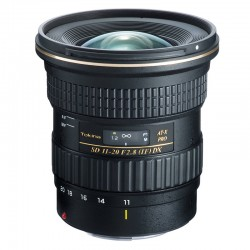 TOKINA Objectif AT-X 11-20mm Pro DX F2.8 Canon