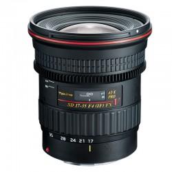 TOKINA Objectif AT-X17-35mm PRO FX V C/EF