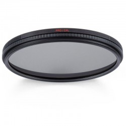 MANFROTTO Filtre Polarisant Circulaire Professional 62mm