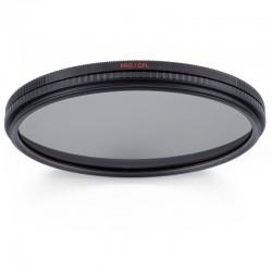 MANFROTTO Filtre Polarisant Circulaire Professional 72mm