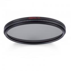 MANFROTTO Filtre Polarisant Circulaire Essential 62mm