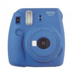 FUJIFILM Instax Appareil Mini 9 Bleu cobalt
