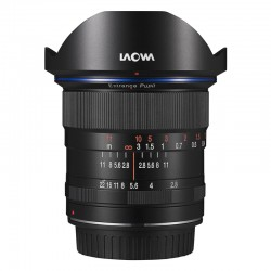 "LAOWA Objectif 12mm f/2.8 Ultra grand angle ZERO-D pour Sony ""A"""