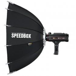 SMDV Speedbox BRIHT Boite à lumière dodecagon ø 85 cm