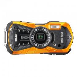 RICOH Compact étanche WG-50 orange Garanti 2 ans