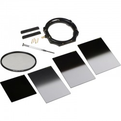 LEE FILTERS - 100mm - Kit Starter : ND 0.6 Hard + ND Coral - LFHSK