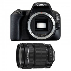 CANON EOS 200D + 18-135 IS STM GARANTI 3 ans