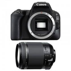 CANON EOS 200D + TAMRON 18-200 VC GARANTI 3 ans